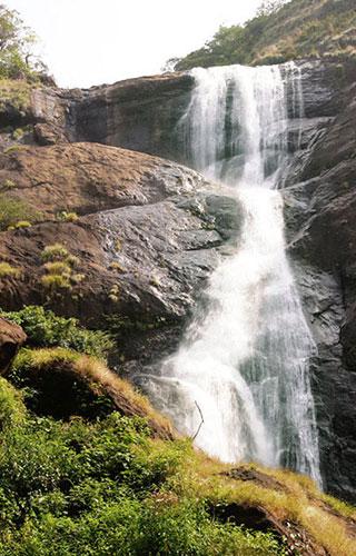 Cascades de Palaruvi