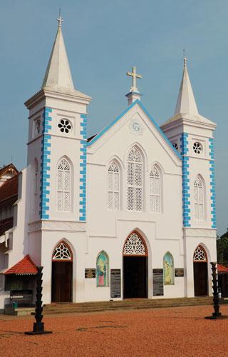 St. Mary's Orthodox Church, Niranam