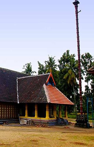 Thrikkakara Temple, Ernakulam