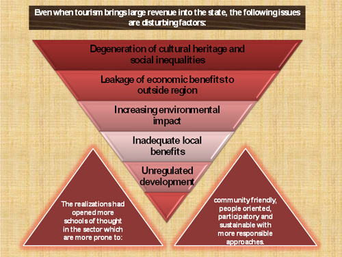 disadvantages of health tourism in india