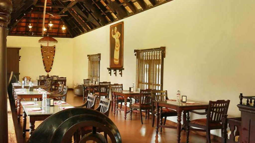 Tv Service Providers >> Travancore Palace Museum Resort & Spa | Where to Stay | Kerala Tourism
