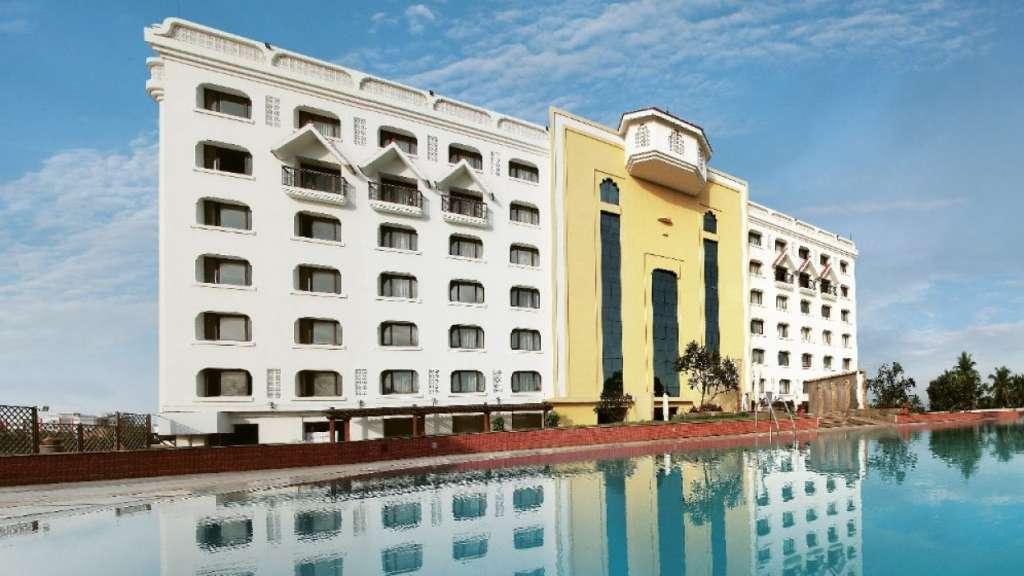 Vivanta Trivandrum Category Hotel