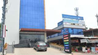 Click here to view the details of Hotel Bhagavath Gardens