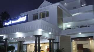 Click here to view the details of Hotel Raj Residency
