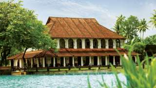 Click here to view the details of Taj Kumarakom Resort & Spa