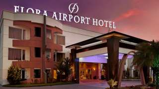 Click here to view the details of Flora Airport Hotel