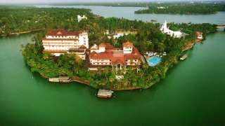 Click here to view the details of The Raviz Resort and Spa Ashtamudi