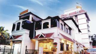 Click here to view the details of Hotel Yuvarani Residency