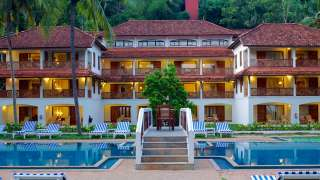 Click here to view the details of The Travancore Heritage Beach Resort