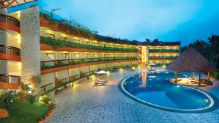 Click here to view the details of Uday Suits Garden Hotel Trivandrum