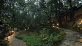 Click here to view the details of Vythiri Resort