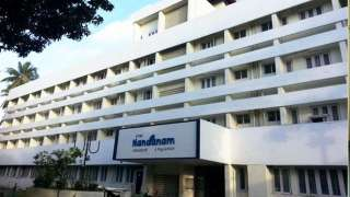 Click here to view the details of Hotel Nandanam (KTDC)