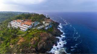 Click here to view the details of The Leela Raviz Kovalam