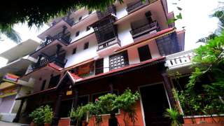 Click here to view the details of Kovalam Beach Hotel