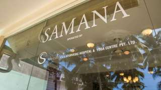 Click here to view the details of Samana Ayurveda Hotel