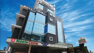 Click here to view the details of North Centre  Hotel