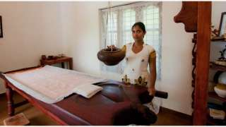 Click here to view the details of The Lintas Golden Beach Ayurveda Resort