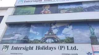 Intersight Tours & Travels Pvt Ltd.