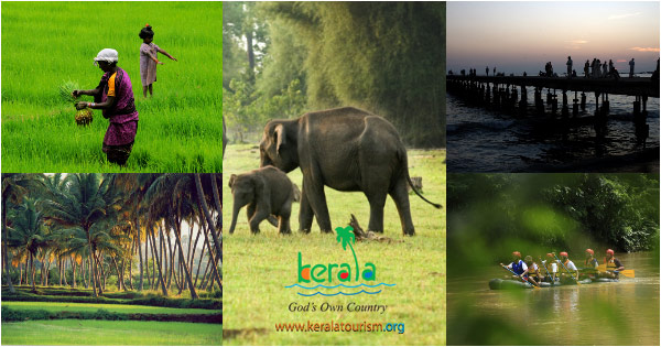 E brochures of Kerala's selected Destinations