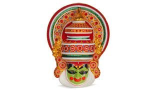 Kathakali models