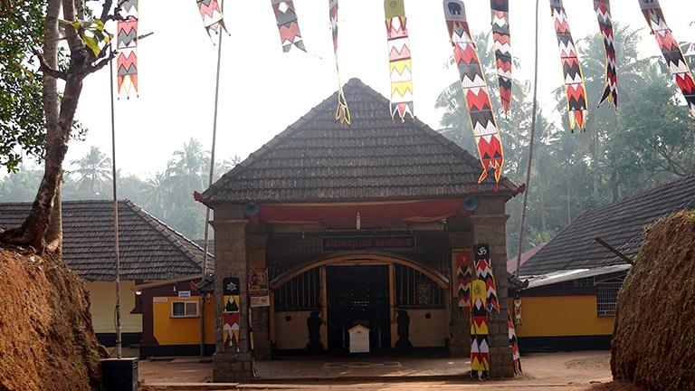 Sree Balussery Vettakkorumakan Temple, Kozhikode