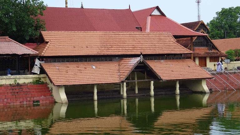 Sree Krishna Swamy Temple, Ambalappuzha
