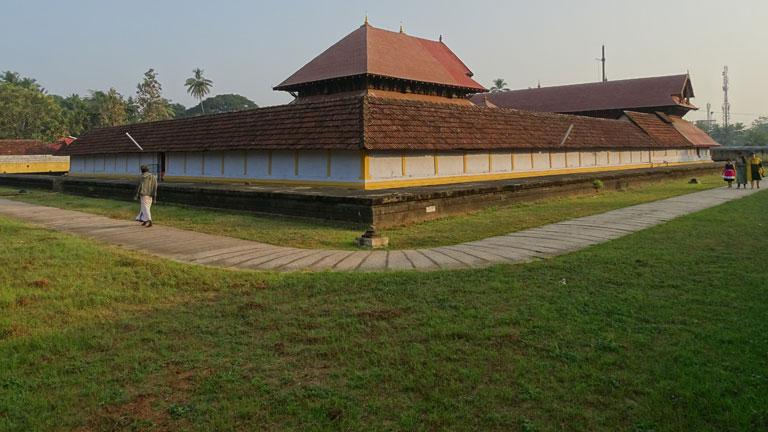 Thiruvangad Sree Ramaswamy Temple, Thalassery