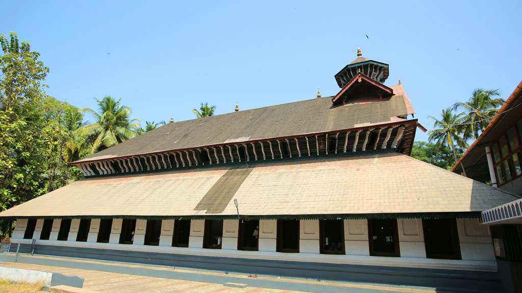 Odathil Mosque, Thalassery