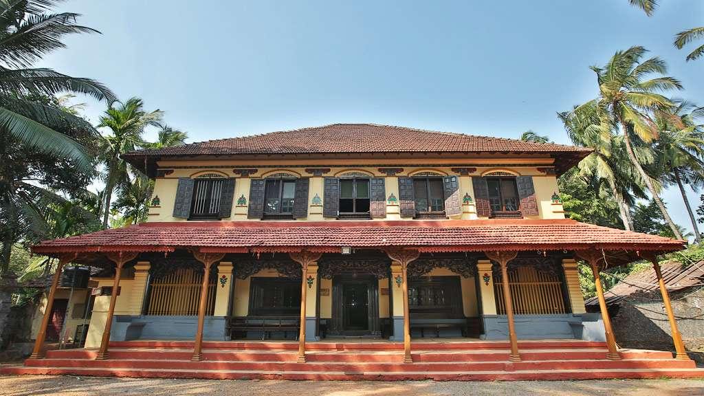Maliyekkal House