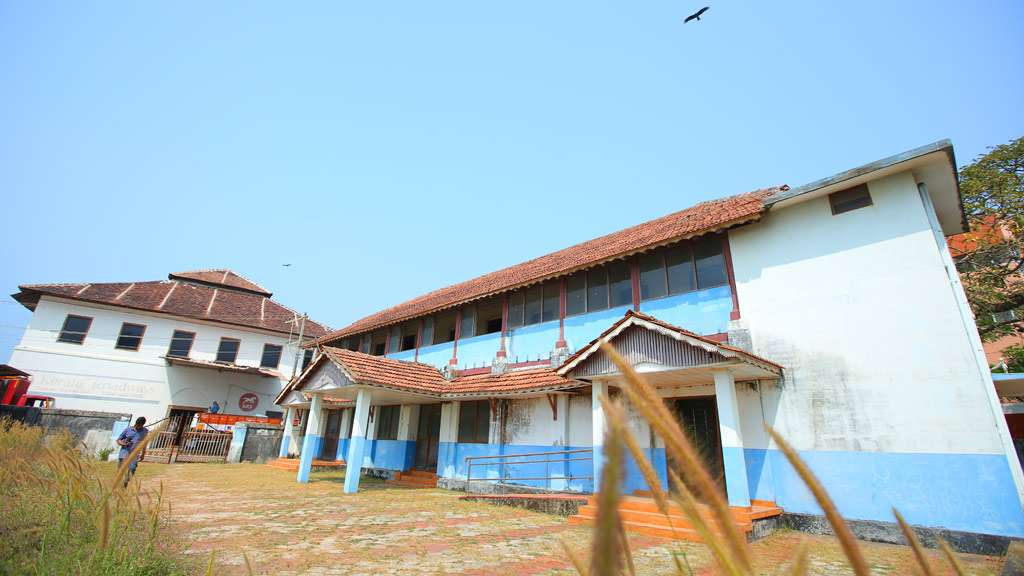 Thazhe Angadi Heritage Street