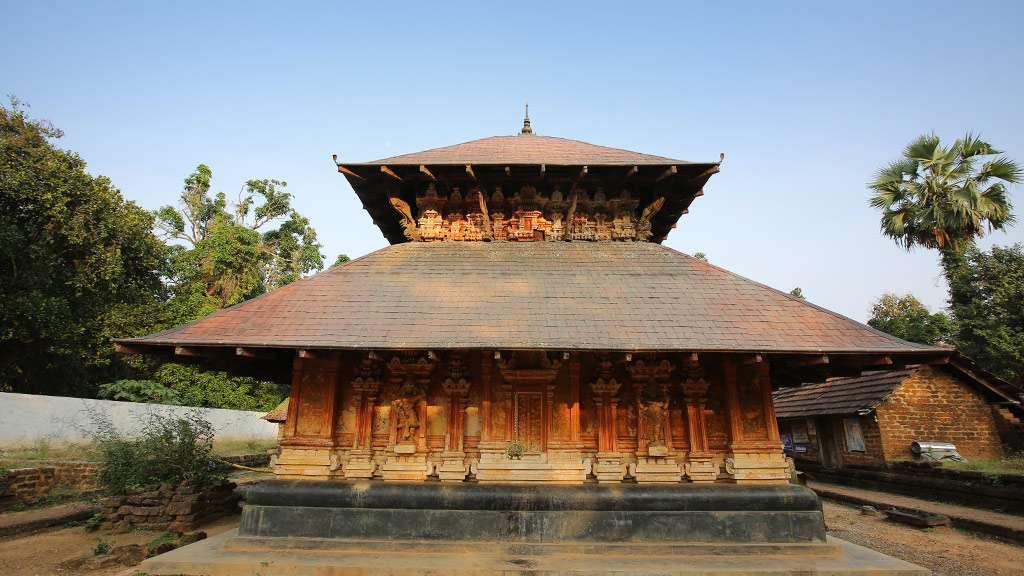 Thodeekalam Siva Temple
