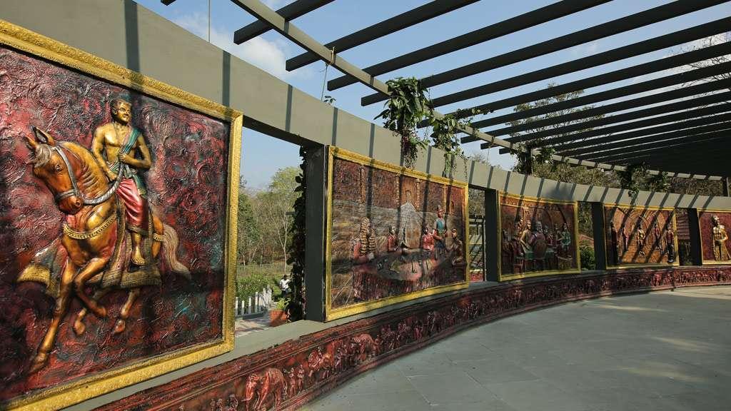 Pazhassi Raja Landscape Museum gallery exhibits