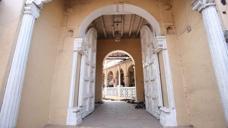 Ali Haji Mosque