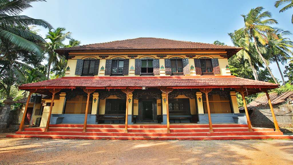 Maliyekkal House at Thalassery