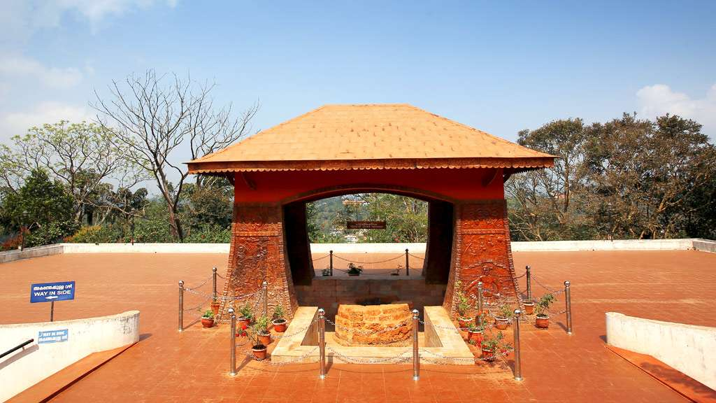 Pazhassi Tomb