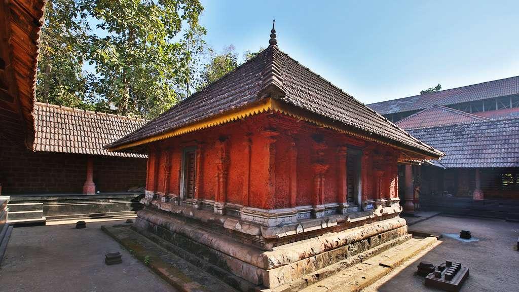 Sree Makreri Temple