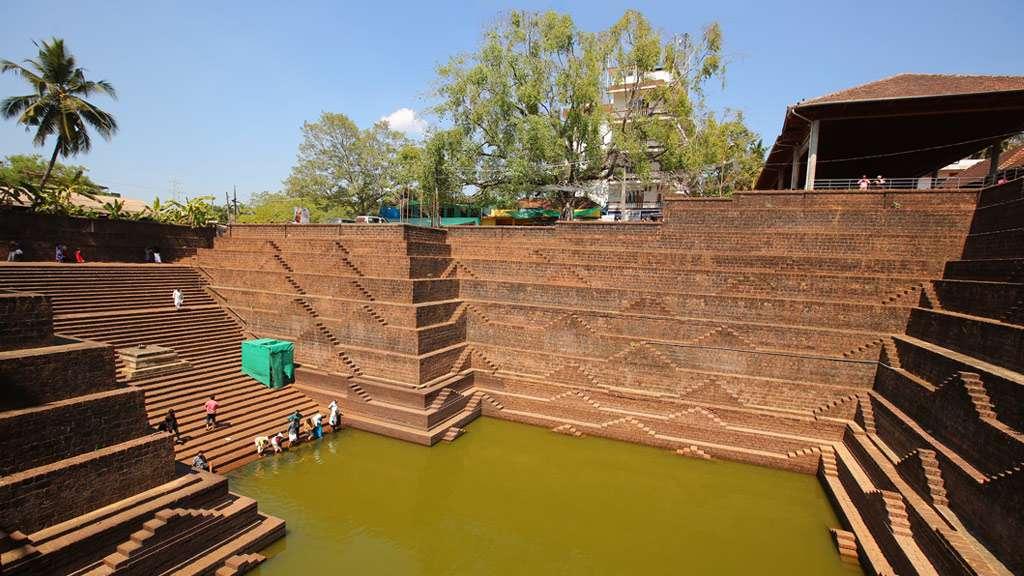 Sree Peralassery Temple pond
