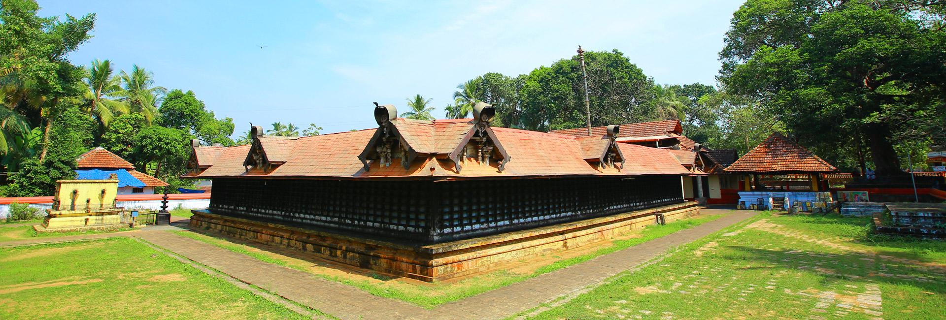 Lokanarkavu Siva Temple
