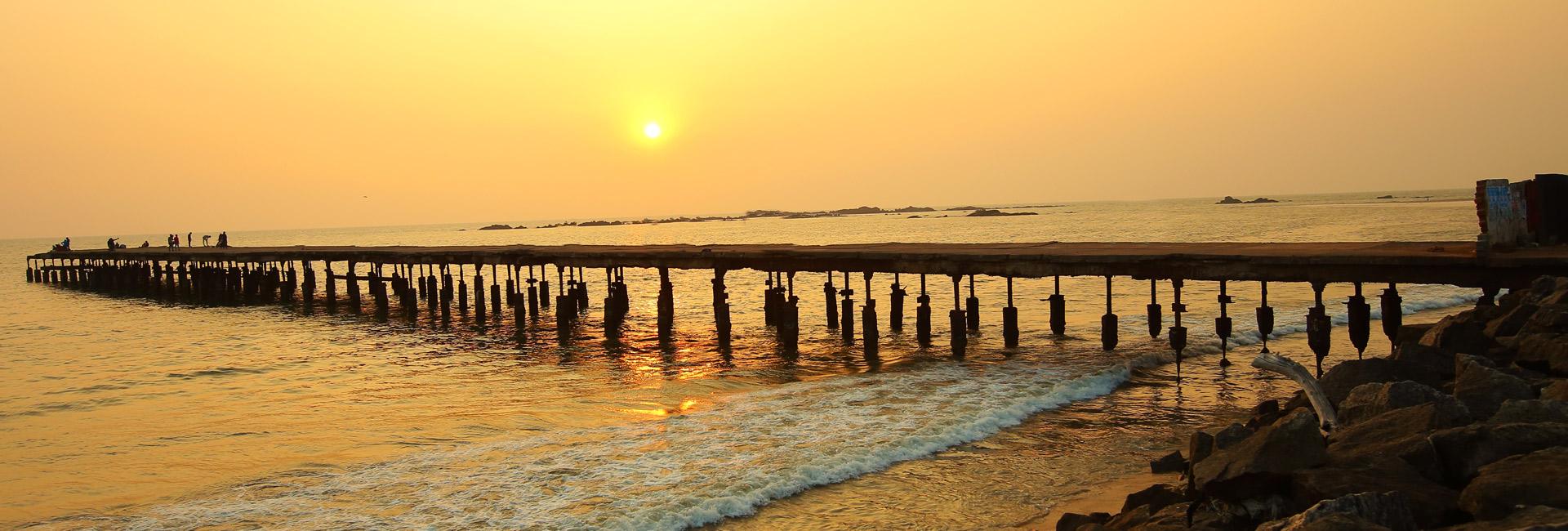 Thalassery Pier
