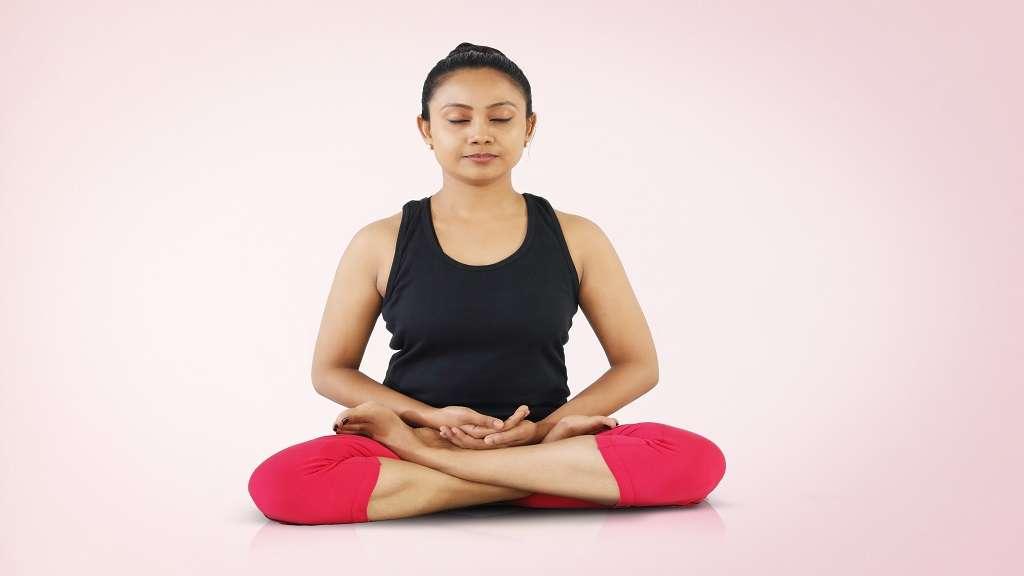 Padmasana - The Lotus Pose