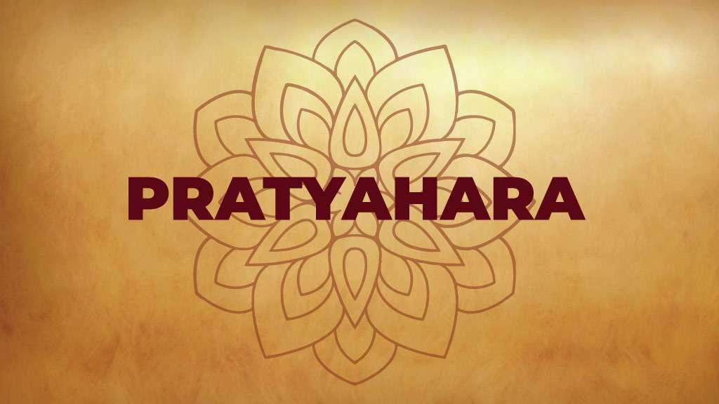 Pratyahara