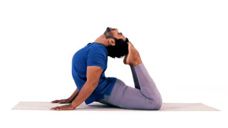 Advanced Bhujangasana