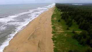 Azhithala Beach