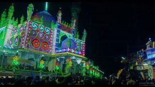 Chandanakudam festival @ Erumeli