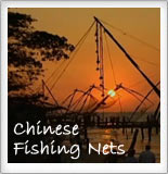 Chinese Fishing Net, Building and Installation, Kerala