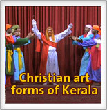 Christian art forms of Kerala