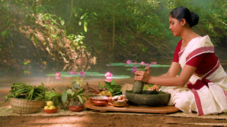 Come to Kerala - Experience the ancient way of healing