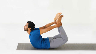 Dhanurasana - The Bow Pose