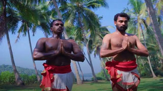 Kaikuthi Payattu or Meypayattu with Hands
