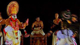 Kutiyattam - Bali Vadham